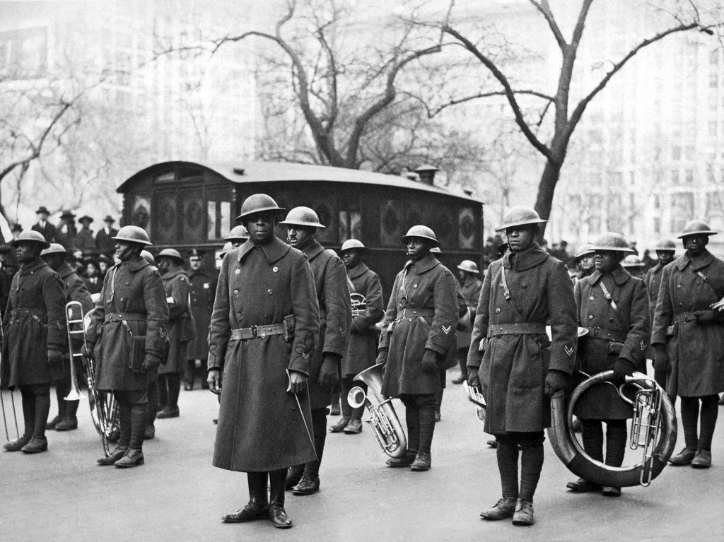 369th Infantry Regiment.